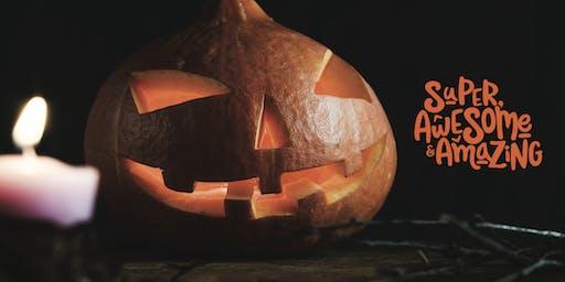 Spooky, Awesome & Amazing Celebration