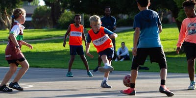 Youth Street Soccer - by Oh Cheeky