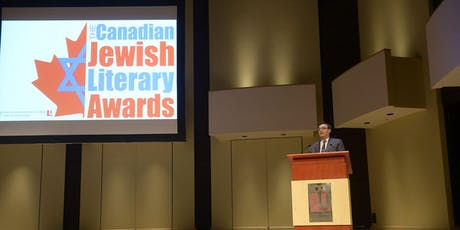 Canadian Jewish Literary Awards 2019 tickets