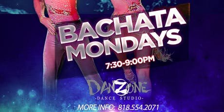 Monday Bachata Lessons with Javier & Katya tickets