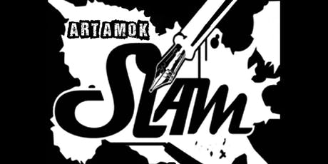 Art Amok Poetry Slam tickets