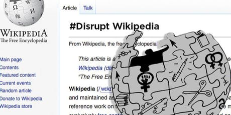 Social Impact LIVE: Sophie Leveque on #DisruptWikipedia & Social Justice tickets