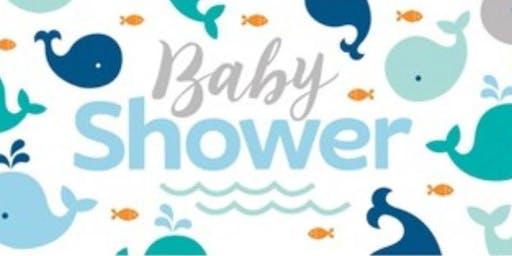 Jordan & Tegans Baby shower