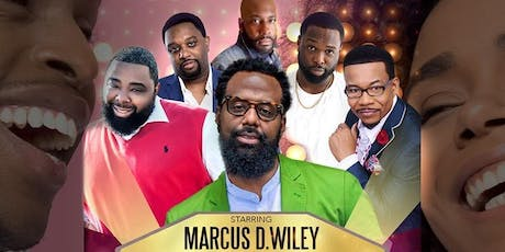 LAUGHTER FOR THE SOUL PHILLY 19 FEAT- MARCUS D. WILEY AND FRIENDS tickets