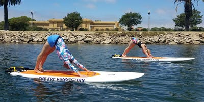 #FeelGood SUP Yoga on the Bay