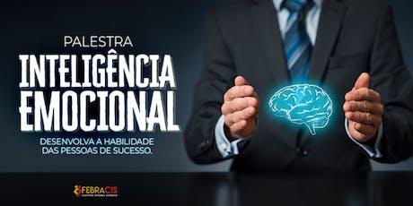 Inteligência Emocional ingressos
