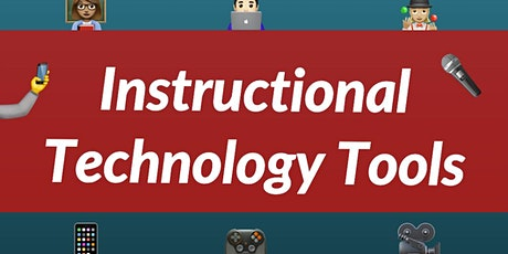 Instructional Technology Tools tickets