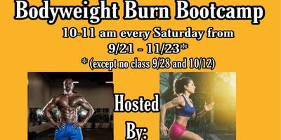 Bodyweight Burn Bootcamp