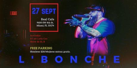 L'BONCHE 27 DE SEPTIEMBRE tickets