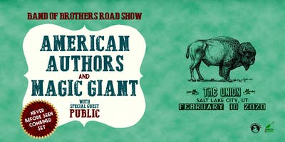 AMERICAN AUTHORS and MAGIC GIANT