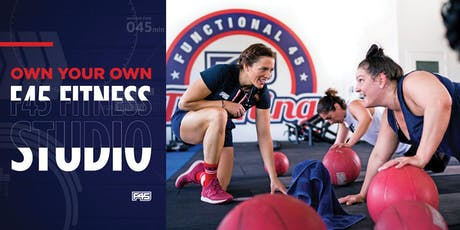 F45 Franchise Showcase: Dallas Main Street tickets