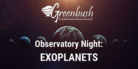 Observatory Night: Exoplanets tickets