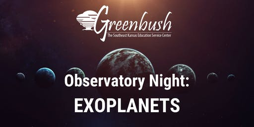 Observatory Night: Exoplanets