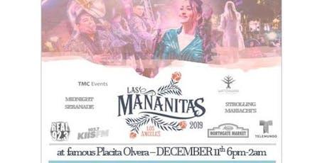 Las Mananitas Festival 2019 - Los Angeles tickets