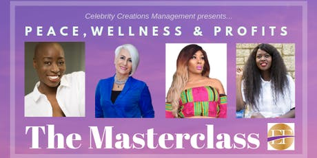 Peace, Wellness and Profits - The Masterclass @ Olympia Beauty 2019 tickets