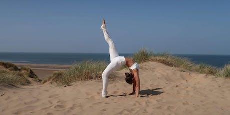 Peak Pose Process Yoga Workshop - Working Towards Wheel tickets