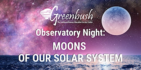 Observatory Night: Moons of our Solar System tickets