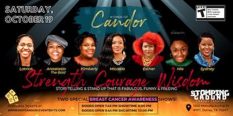 Women of Candor: Strength, Courage, and Wisdom tickets
