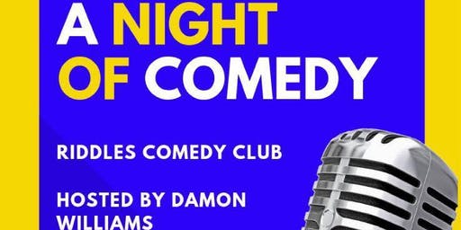 A Night of Comedy hosted by Damon Williams