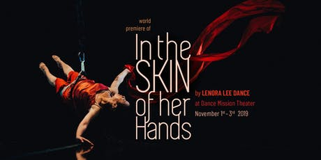 In the Skin of Her Hands tickets