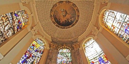 Queen's College Chapel tercentenary concert: Bach & Handel 1719