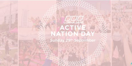 Lorna Jane Active Nation Day- RowHouse tickets