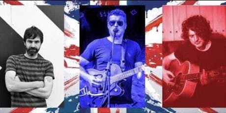 Chris Helme (Seahorses) - Mark Morriss (Bluetones) & Nigel Clarke (Dodgy) tickets
