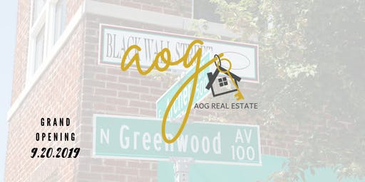 AOG Real Estate Grand Opening!