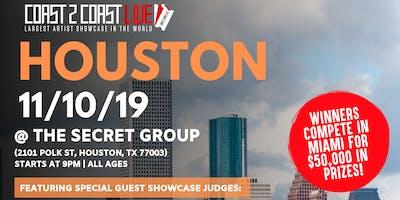 Coast 2 Coast LIVE Artist Showcase Houston, TX -  $50K Grand Prize