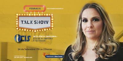 [CAMPINAS/SP] 24/09 | Talk Show com Lilian Carmo