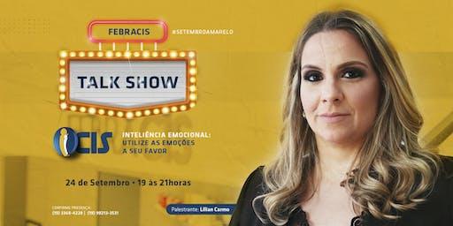 [CAMPINAS/SP] 24/09   Talk Show com Lilian Carmo