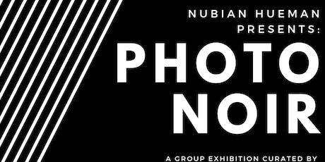 Photo Noir Artist Talk tickets