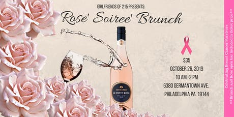 Rose' Soiree' Brunch tickets