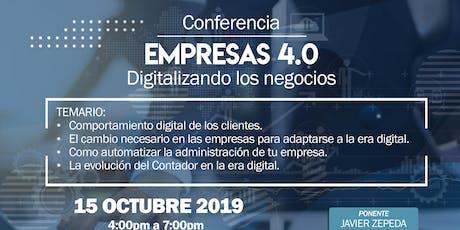 Culiacán, Empresas 4.0 entradas