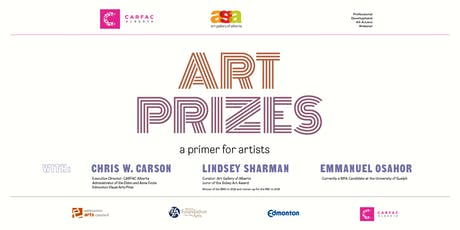 Art Prizes: A Primer for Artists tickets