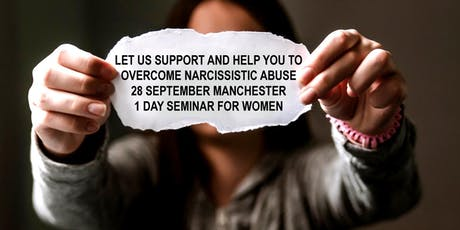Survive and Thrive after Narcissistic Abuse tickets