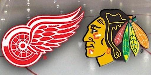 Chicago Blackhawks vs. Detroit Red Wings