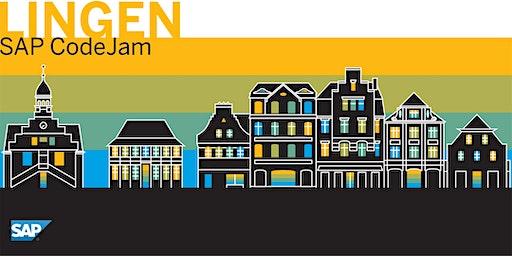 SAP CodeJam Lingen