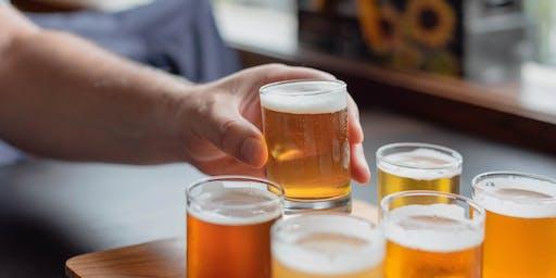 Alberta Craft Beer Mini Fest(Wine and Beyond MacTaggart)