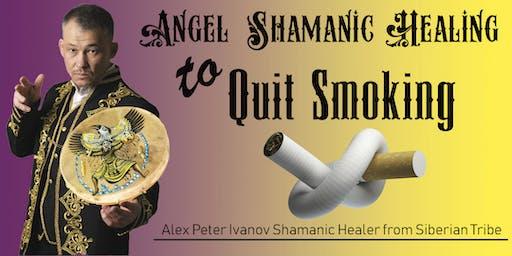 Quit Smoking Angel Shamanic Healing
