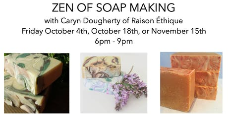 Zen of Soap Making tickets