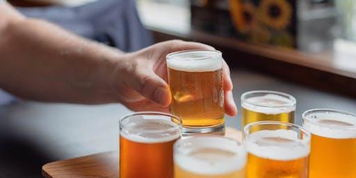 Alberta Craft Beer Tastings (Wine and Beyond Lethbridge)