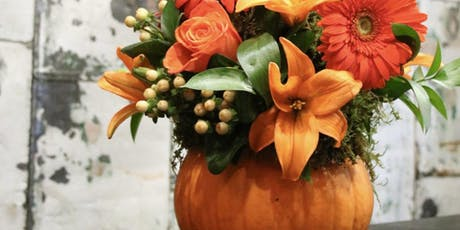 Fall in Love with Blooms at Life is Sweet with Alice's Table tickets