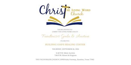 Building God's Healing Center Fundraiser Gala & Auction tickets