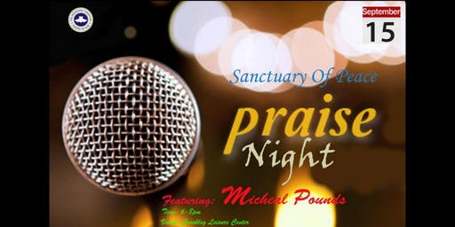 RCCG Sanctuary of peace Praise Night.