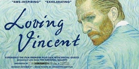 Friday Night Films: Loving Vincent tickets