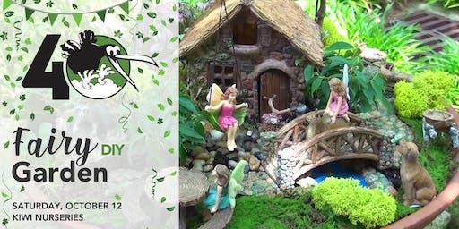 DIY Workshop- Fairy Gardens