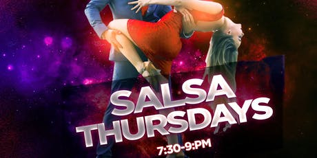 Thursday Salsa Lessons Level 1 & 2 with Javier & Katya tickets