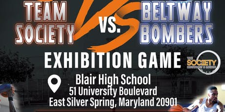 Team Society Home Opener vs Beltway Bombers tickets