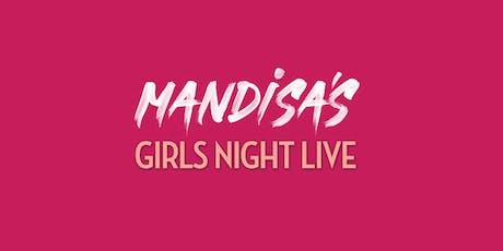 Mandisa Volunteers - El Dorado, AR tickets